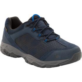 Jack Wolfskin Rock Hunter Texapore Chaussures à tige basse Homme, night blue